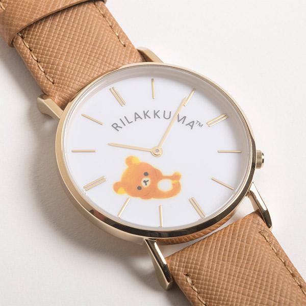 huge discount 8558a 0f158 サンエックスネットショップ リラックマ - 【限定】リラックマ腕時計