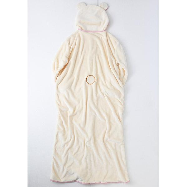 リラックマ着る毛布(コリラックマ)