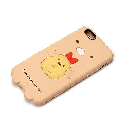 iPhone6s/6シリコンケース(すみっコぐらし・とんかつ)
